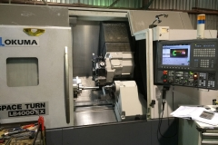 okuma LB4000 EX CNC Turn Mill-min